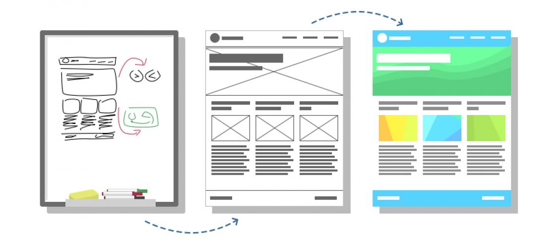 Концепция разработки сайта
